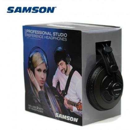Samson Sr850 100 процентов Оригинальные  профессиональные наушники