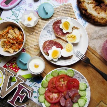 Фигурные формочки для варки яиц