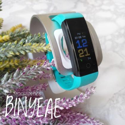 Фитнес-браслет MOCRUX B05 от бренда BINYEAE