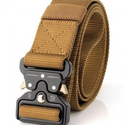 Tactical Belt Men Heavy Duty Adjustable Military Tactical Waist Belts