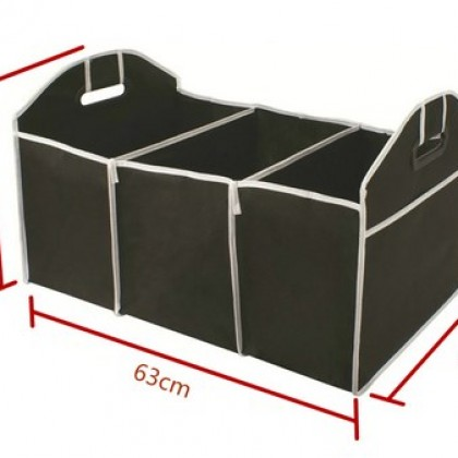 Car Collapsible Organizer for Cars trunk.