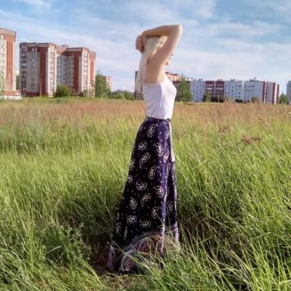 Очаровательная летняя юбка от Simplee