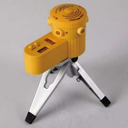 Multifunction Cross Laser Level Vertical Horizontal Line Tool With Tripod