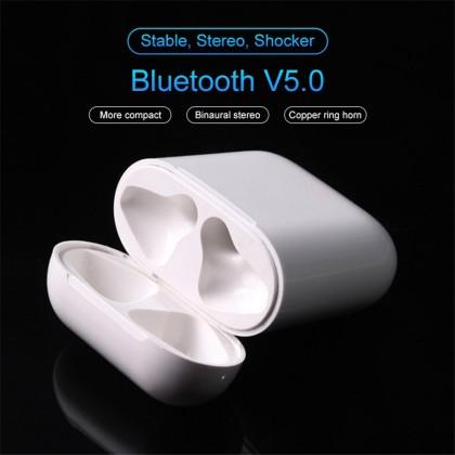 I800 TWS наушники Bluetooth 5,0 гарнитура 6D бас сенсорное управление