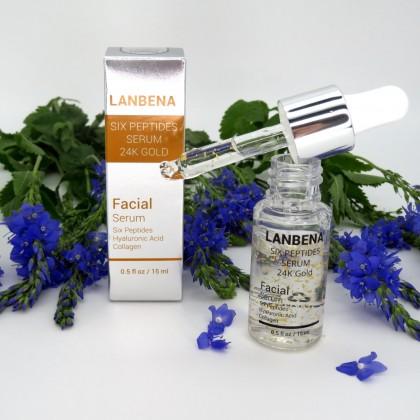 Эффективное омоложение кожи лица с брендом LANBENA