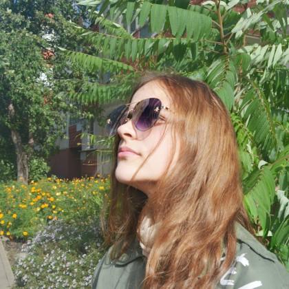 Пчёлки везде! Мои любимые солнцезащитные очки с пчёлами.