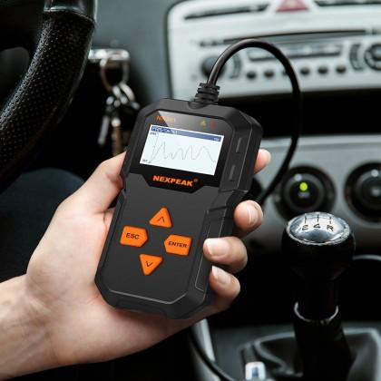 Авто диагностический сканер Прибор для диагностики ошибок автомобиля