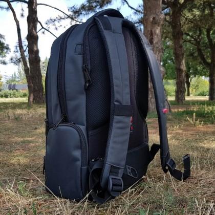 Городской рюкзак Tigernu B3143: универсальный, практичный, идеальный для ноутбука