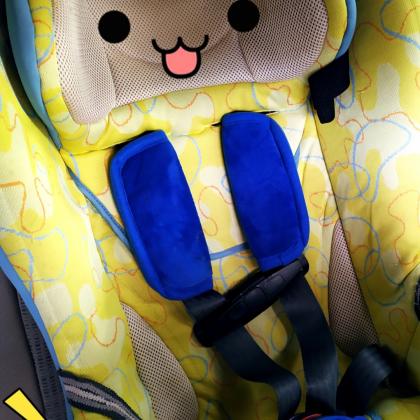 6 товаров для удобства и безопасности ребенка в машине. Alie