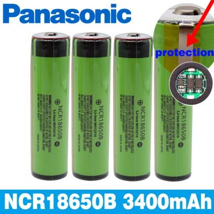 Литий-ионные аккумуляторы 18650 оригинал 3400 mAh аккумулятор