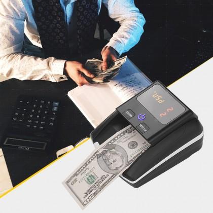 Портативный счетчик банкнот детектор валют