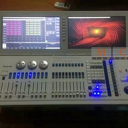 DMX512 панель управления светом концертной сцены Профессиональная DMX консоль