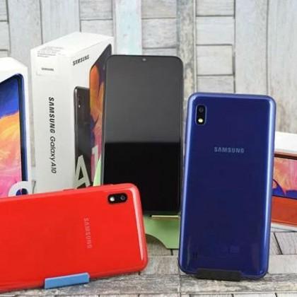 Почему я купил себе Samsung Galaxy A10 32Gb Blue