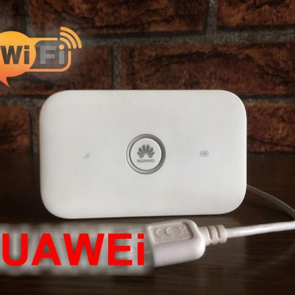 Маршрутизатор карманный HUAWEI Мобильная точка доступа WiFi 4G модем