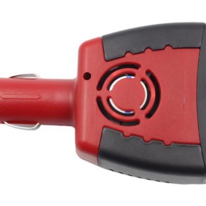 Автомобильный инвертор 150 Вт . DC 12 В Входное напряжение и AC 220 В выход .
