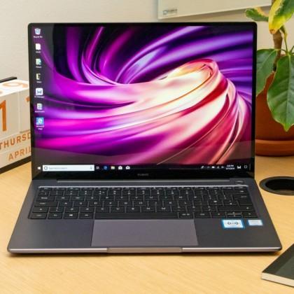 HUAWEI MateBook X Pro Оригинальный ноутбук с системой Windows 10 Intel Core  i7 8565U  512 Гб SSD