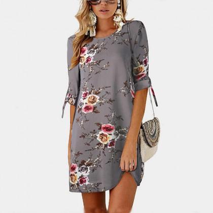 Летнее женское платье  Vestidos.