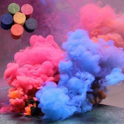 Забавная игрушка цвет Магический дым