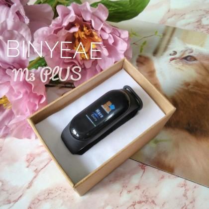 Фитнес-браслет M3 PLUS от бренда BINYEAE