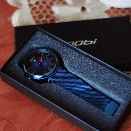 Часы SINOBI 9812 со стильным циферлатом