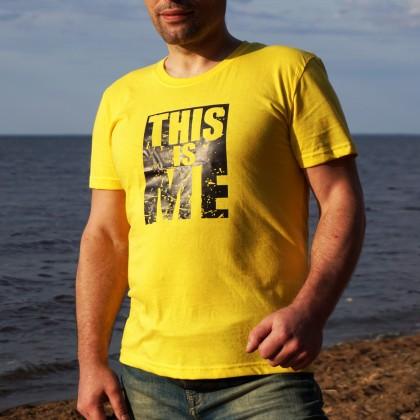 Качественная мужская футболка-приемлемая цена, много расцветок, большие размеры.