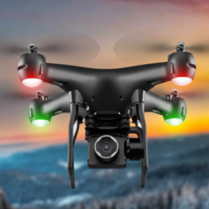 Drone-Квадрокоптер - отличное качество и низкая цена!!!