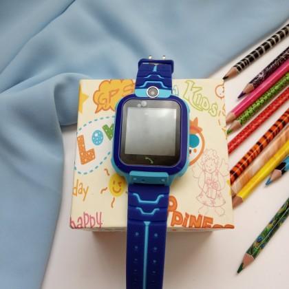 Обзор на умные смарт-часы s12 для детей от бренда Mocrux.