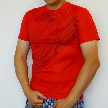 Jeansian -  Мужская спортивная футболка с коротким рукавом