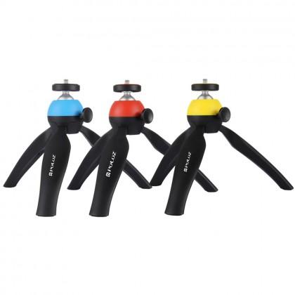 PULUZ Портативный складной мини-штатив с шаровой головкой