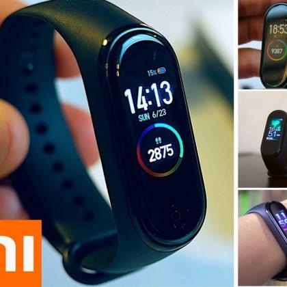 Фитнес-трекер оригинальный Xiaomi mi Band 4 Smart