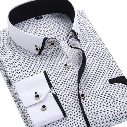 Модная мужская рубашка.