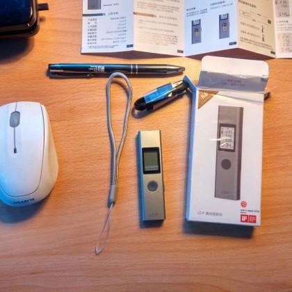 Лазерная рулетка от Xiaomi.
