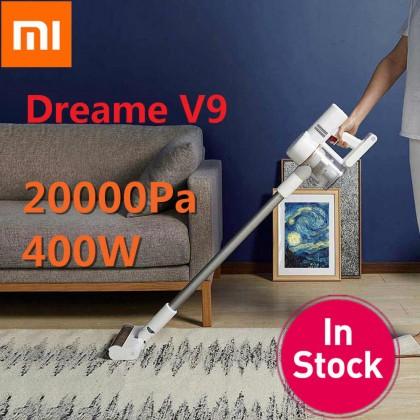 Портативный беспроводной пылесос Dreame V9P