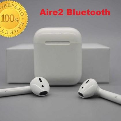 Aire2 клон AirPods 2 Bluetooth 5.0 наушники