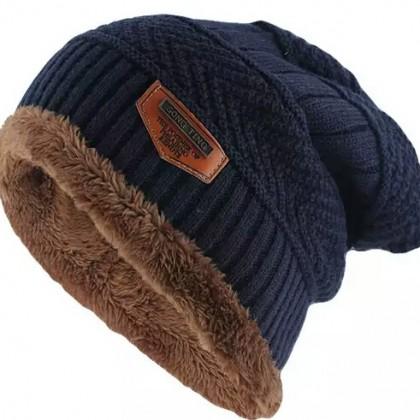 Стильная мужская шапка с Алиэкспресс