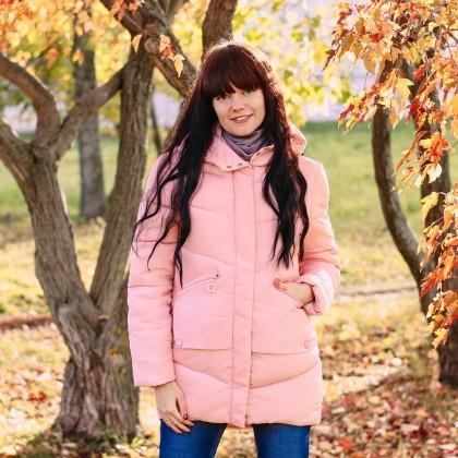 Классная тёплая курточка SNOW PINNACLE