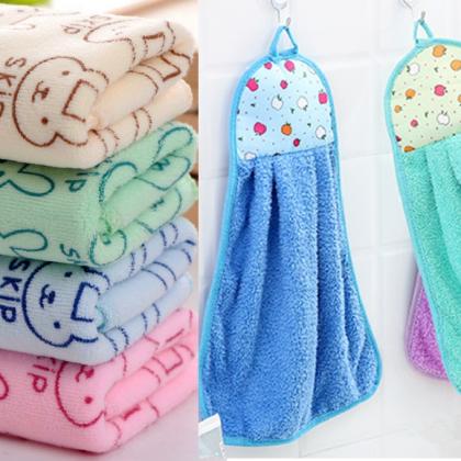 Мягкие полотенца для кухни