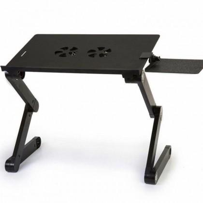 Удобный портативный регулируемый ноутбук стол для компьютера