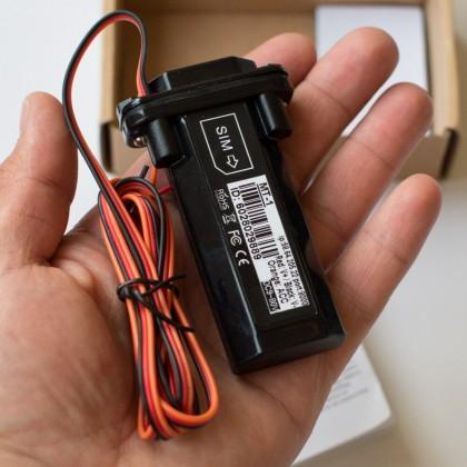iTracksafe GPS трекер