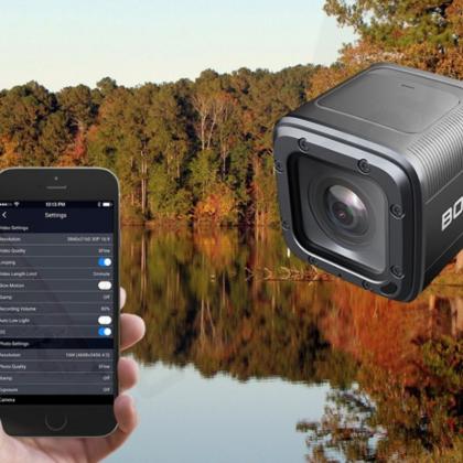 Крутая экшн-камера hd box 2