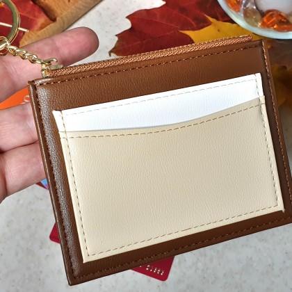 Компактная визитница для пластиковых, дисконтных и банковских карт