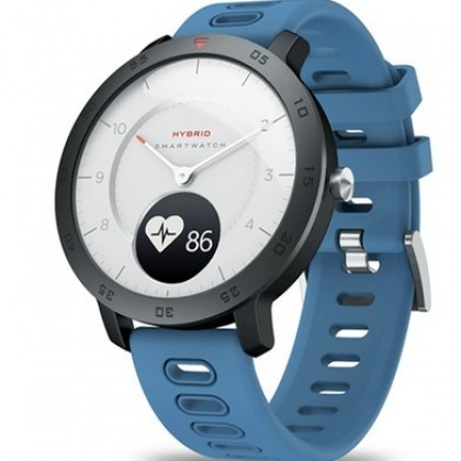 Zeblaze Hybrid/ Hybrid 2 50M Waterproof Heart Rate Blood Pressure Monitor.