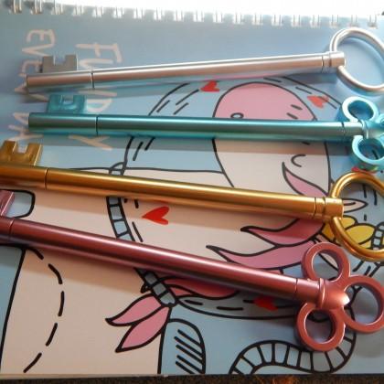 Канцелярия. Необычные ручки с Алиэкспресс