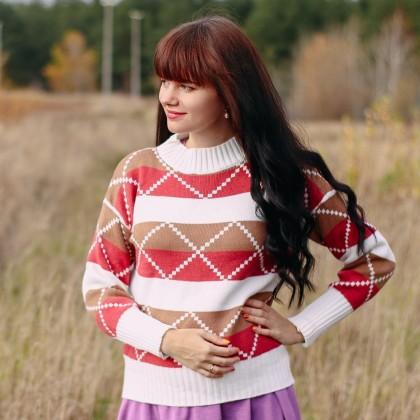 Красивый свитер Streamgirl