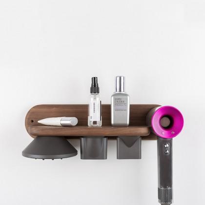 Красивый и прочный держатель для фена из дерева с Алиэкспресс