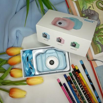 Детский цифровой фотоаппарат.