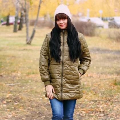Удлиненная курточка SNOW PINNACLE