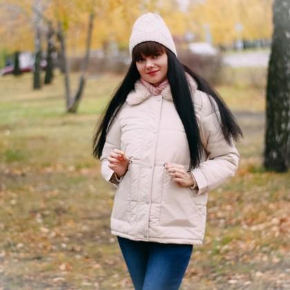 Осенняя курточка xiaoxiao