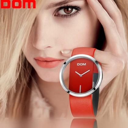 Женские часы DOM 11.11 Распродажа на AliExpress, которую все ждали