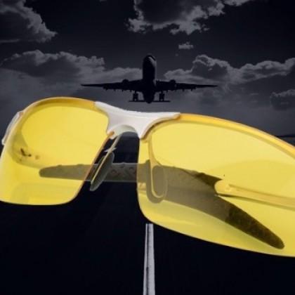 Антибликовые очки для водителей.